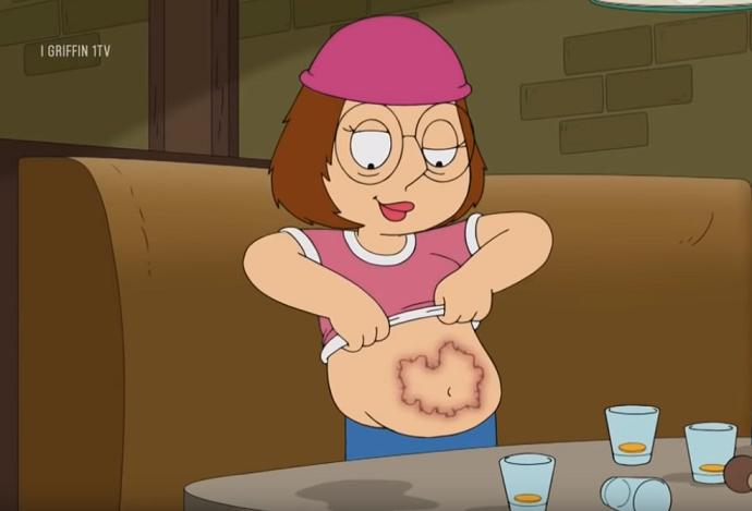 Meg griffin cum #8