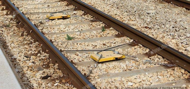 treno di erezione lungo